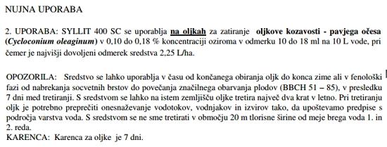 La lucha contra el Repilo plomizo del olivo Syllit_sc