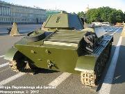 Советский легкий танк Т-70,  Музей битвы за Ленинград, Ленинградская обл. -70_-065