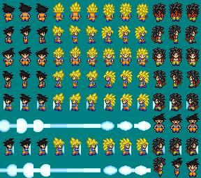 Sistema de Transformação no Mapa (Criador por Gam) Goku_Kamehameha