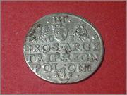1 Trojak. Polonia. 1619. Cracovia  P4152887