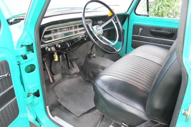 Vintage camion in vendita in Brasile F_350_1973_3