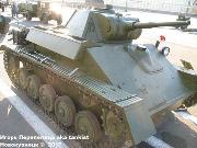 Советский легкий танк Т-70,  Музей битвы за Ленинград, Ленинградская обл. -70_-066