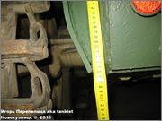 """Немецкая 15,0 см САУ """"Hummel"""" Sd.Kfz. 165,  Deutsches Panzermuseum, Munster, Deutschland Hummel_Munster_136"""