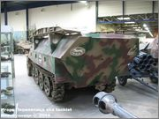 Немецкий средний бронетранспортер SdKfz 251/7  Ausf D,  Musee des Blindes, Saumur, France 251_7_Saumur_098