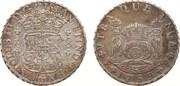 8 reales 1769 Potosí. Carlos lll. Columnario. 2624548l
