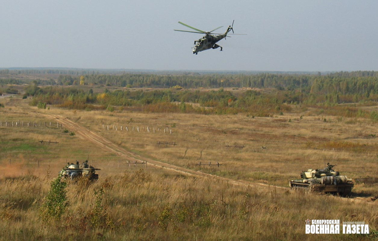 Armée Biélorusse / Armed Forces of Belarus - Page 3 185_23