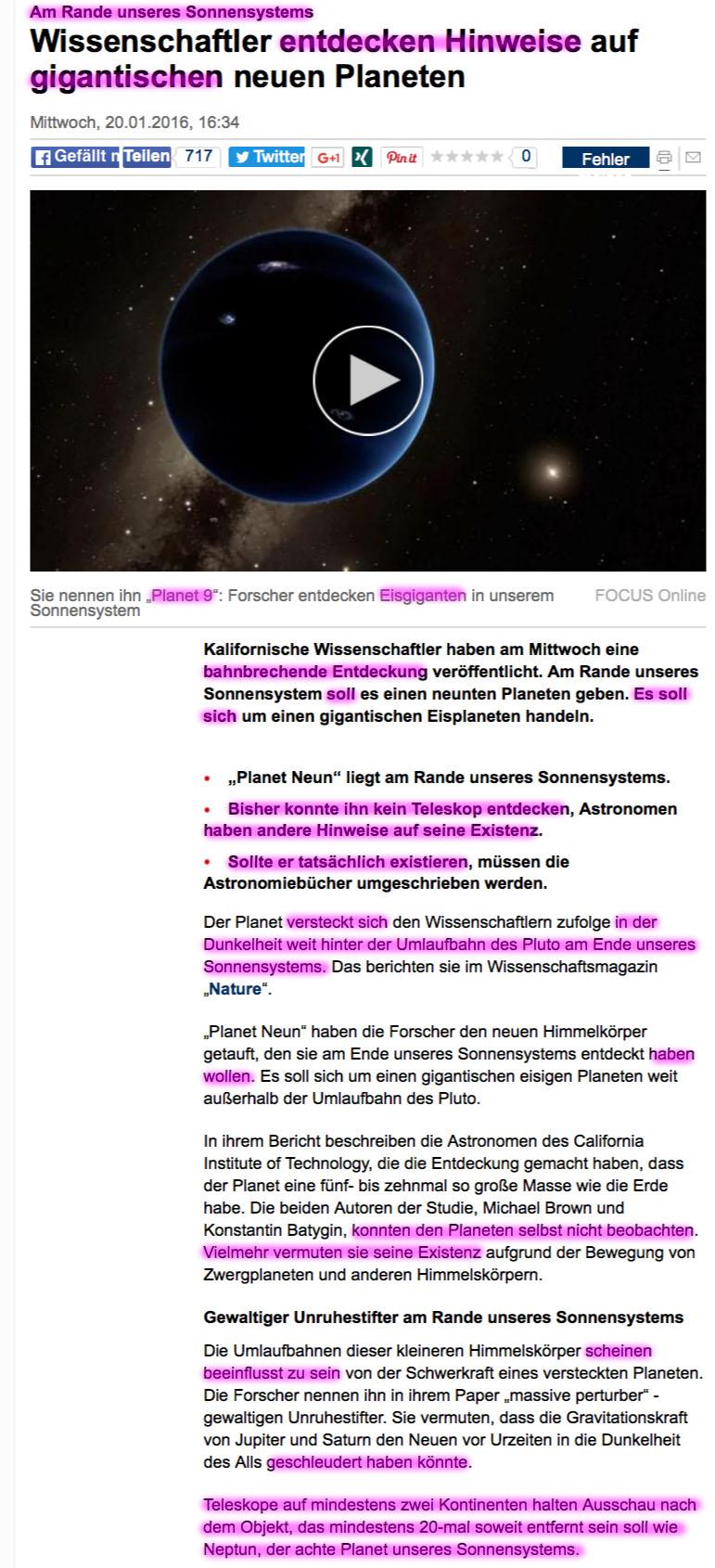 Die Erde, in der wir leben und der Raum, der die Welt ist - Seite 21 Sollten