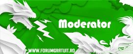 Concurs de semnaturi pentru forumgratuit.ro - Pagina 4 Moderator