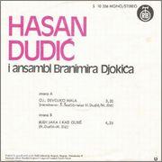 Hasan Dudic -Diskografija 1977_z