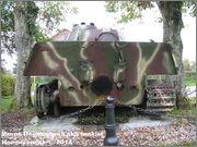"Немецкий тяжелый танк PzKpfw V Ausf.G  ""Panther"",  rue D'Erezee, Manhay, Belgique Panther_Manhay_060"