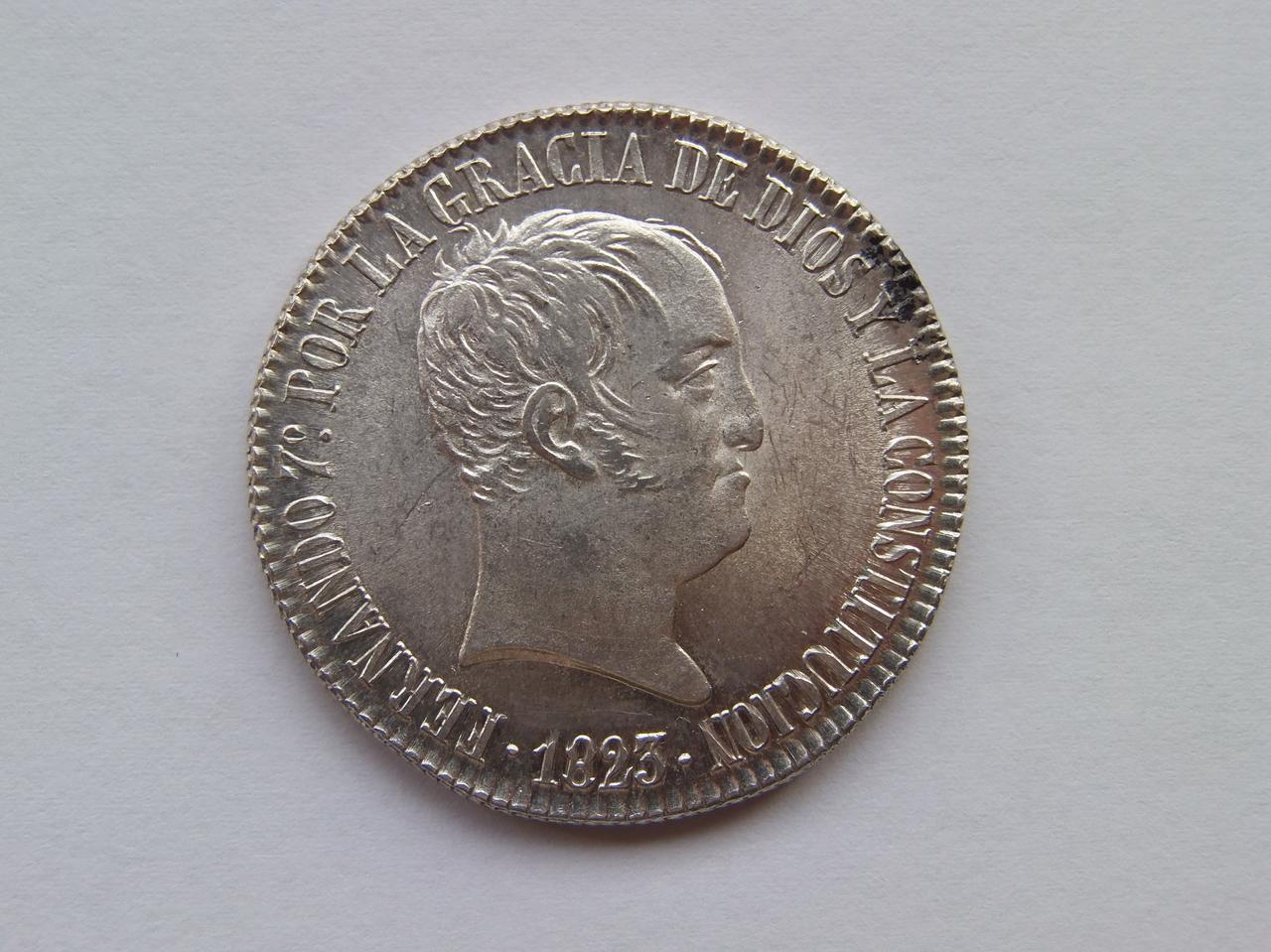 20 Reales 1823 Madrid PC031398