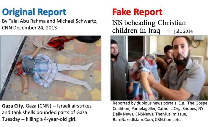 La Guerre des Images contre Islam - Page 2 Fake