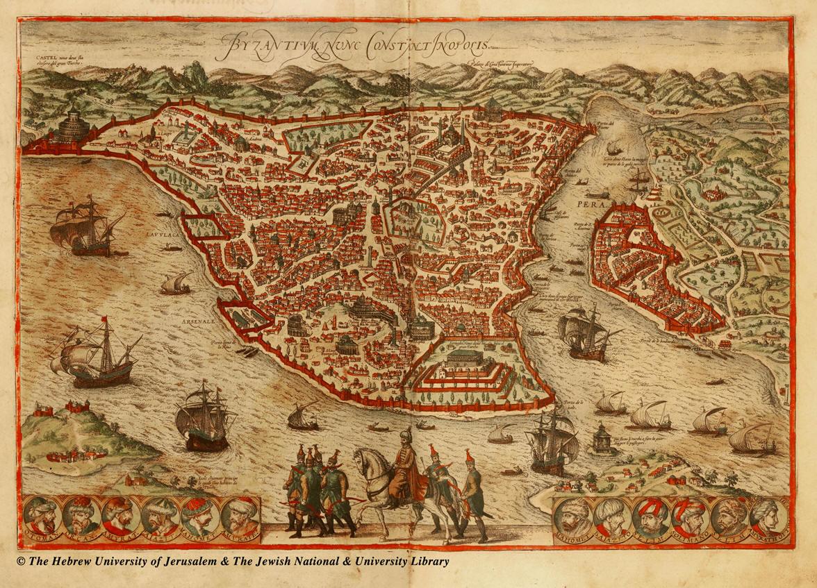 """Хронология + Локализация + """"Катастрофа 1500"""" - Страница 2 1572_Constantinopolis"""