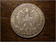10 Zlotych. Polonia. 1932 P6140270