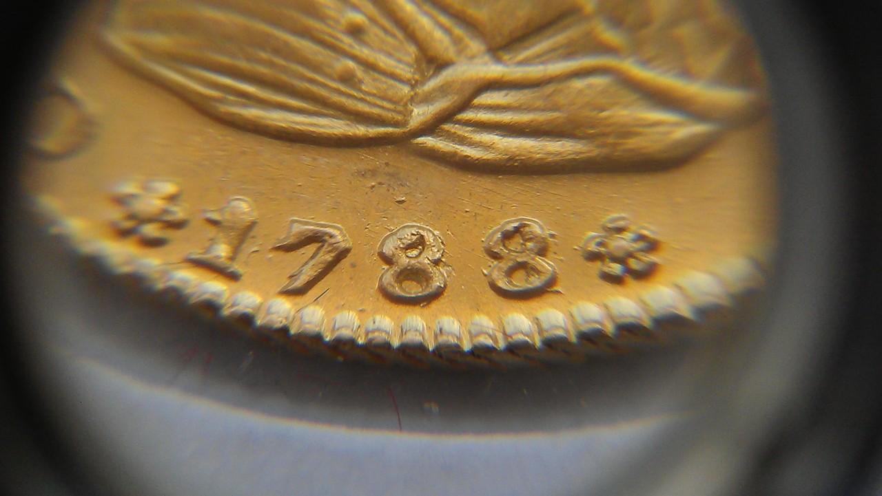 2  escudos 1788/1. Carlos III. Madrid. IMAG0565