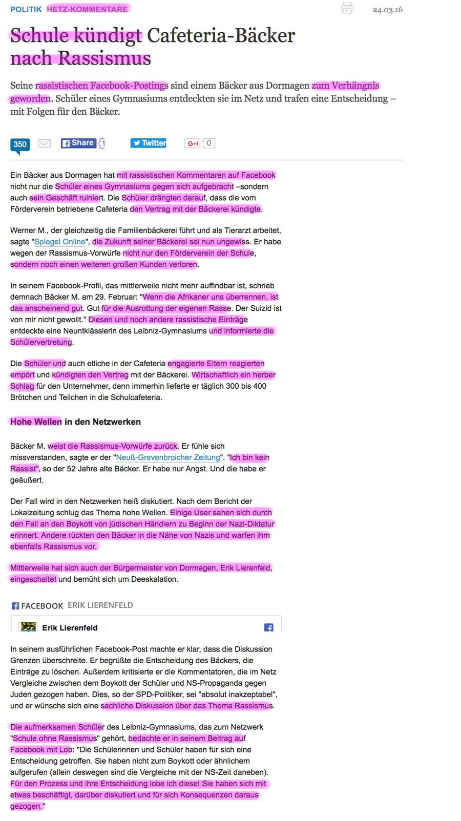 Presseschau - Seite 6 Zivilcourage