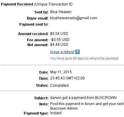 buxcrown - buxcrown.com Buxcrownpayment