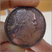 20 Reales 1833 DG Fernando 7o  Image