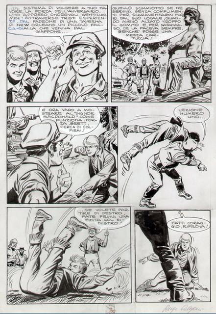 STORIA DEL WEST - Pagina 3 Calegari