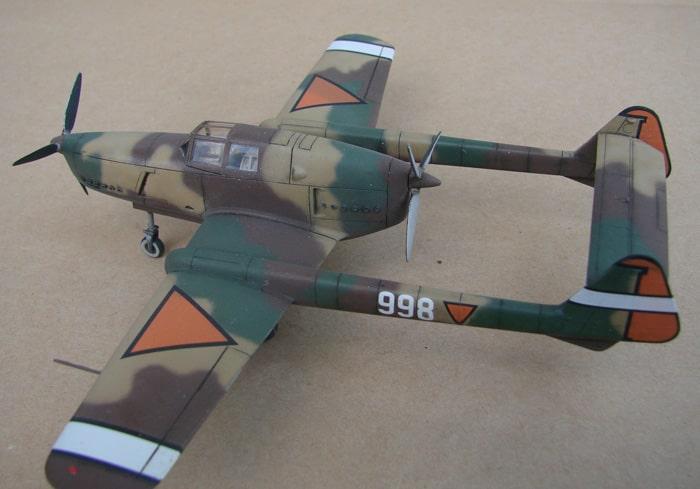 Fokker D-XXIII, RSmodels, 1/72 DSC02920