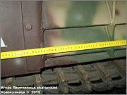 """Немецкая 15,0 см САУ """"Hummel"""" Sd.Kfz. 165,  Deutsches Panzermuseum, Munster, Deutschland Hummel_Munster_122"""