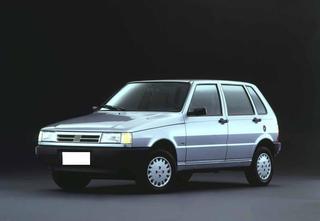 Auto Storiche in Brasile - FIAT Fiat_Mille_ELX_1995