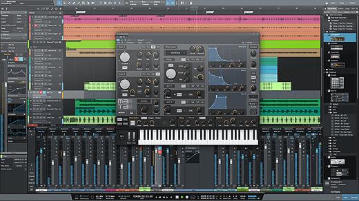 PreSonus Studio One Pro 4.1.0.49247 Studio_one_song_page