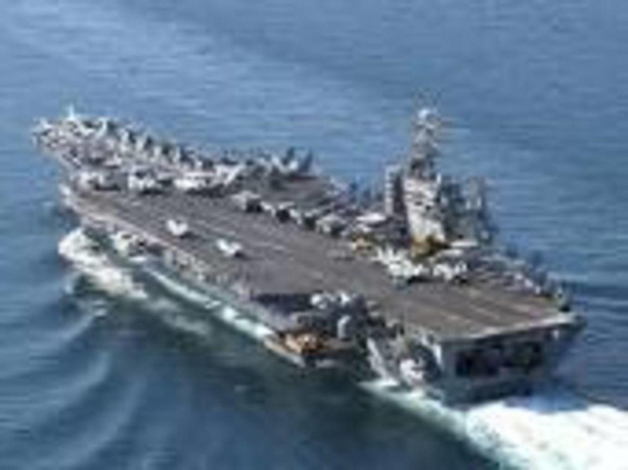 Ejercicio naval Malabar 2015,2017 y siguientes - Participacion  de India - Japon - Estados Unidos - Australia CVN71_THEODOROROOSVELT