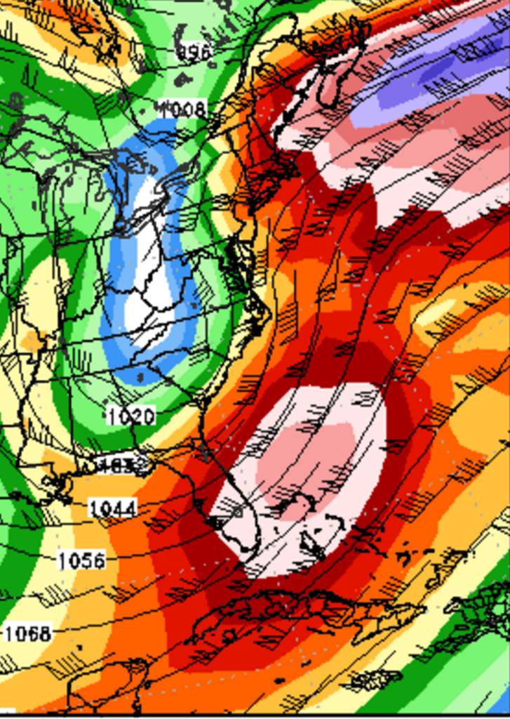01/23/16 Storm Update #5 - It Is What It Is, Or Is It? 12z_gfs_valid_12z_sat