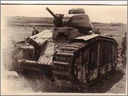 Камуфляж французских танков B1  и B1 bis Char_B1bis_17