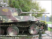 "Немецкий тяжелый танк PzKpfw V Ausf.G  ""Panther"",  rue D'Erezee, Manhay, Belgique Panther_Manhay_073"