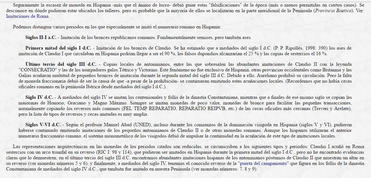 Radiado póstumo de Claudio II.  CONSECRATIO.  Águila 0_0_0_0