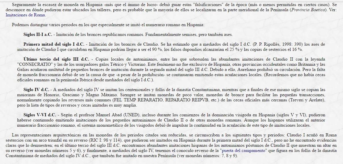 Radiado imitativo de Tétrico II.  SPES AVG 0_0_0_0