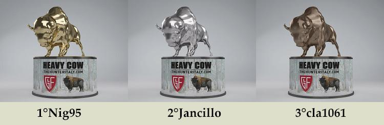 SALA DEI TROFEI Heavy_Cow