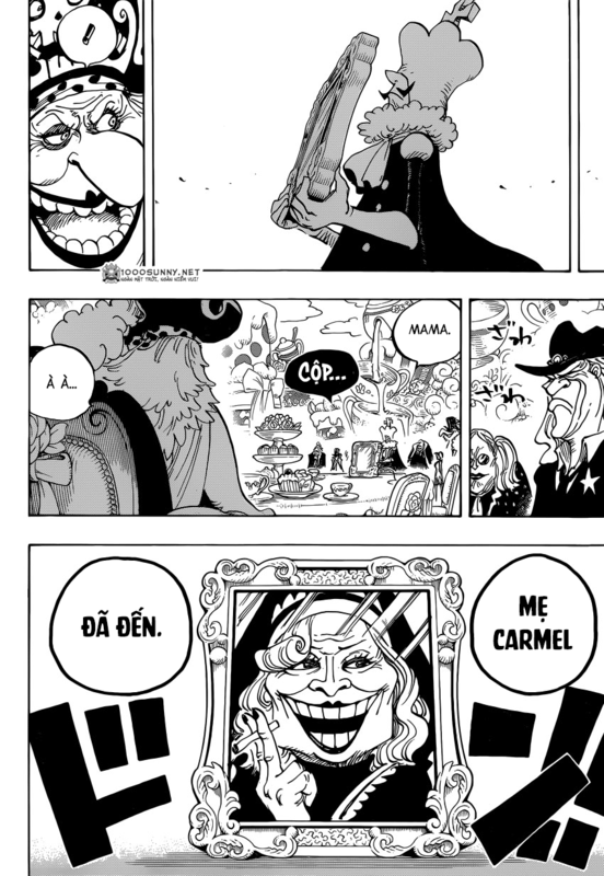 One Piece Chapter 861: Diễn sâu 04_copy