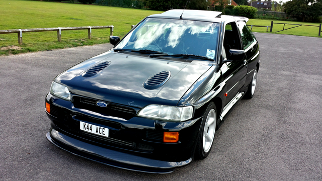 pics of my 560bhp concourse escoss (as requested) 2014_08_15_23_06_32