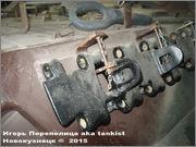 """Немецкая тяжелая САУ  """"JagdPanther""""  Ausf G, SdKfz 173, Deutsches Panzermuseum, Munster Jagdpanther_Munster_091"""
