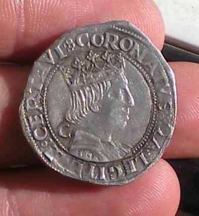 Coronato de Fernando I (1458-1494) de Nápoles [marca 'C'] DSCN3804