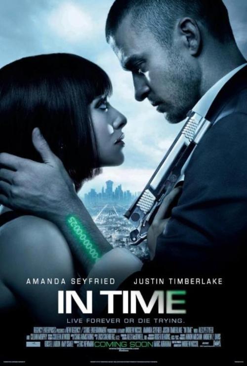 """Cine """"0 a 10"""" (puntuación a la última película vista, críticas, etc.) - Página 4 In_time"""