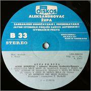 Serif Konjevic - Diskografija 1986_zb