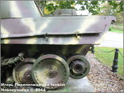 "Немецкий тяжелый танк PzKpfw V Ausf.G  ""Panther"",  rue D'Erezee, Manhay, Belgique Panther_Manhay_063"