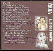Stanojka Bodiroza Cana - Diskografija Cana_Jelena_Brocic_2009_UZIVO_Zadnja