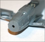 "Bf-109 g-6AS W.Oesau ""Az model"" 1/72 IMG_3179"