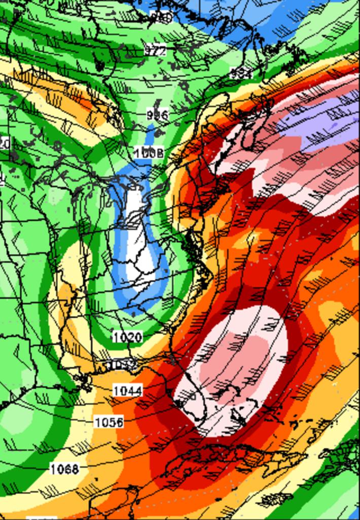 01/23/16 Storm Update #5 - It Is What It Is, Or Is It? 18z_gfs_valid_12z_sat