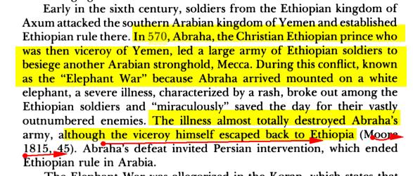 Variole Arabique autre preuve Historique et Scientifique Image