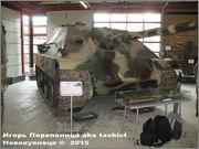 """Немецкая тяжелая САУ  """"JagdPanther""""  Ausf G, SdKfz 173, Deutsches Panzermuseum, Munster Jagdpanther_Munster_110"""