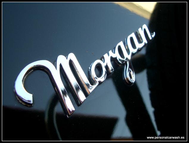 MORGAN Plus 4 - Detallado Integral IMGP2476