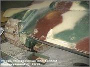 """Немецкая тяжелая САУ  """"JagdPanther""""  Ausf G, SdKfz 173, Deutsches Panzermuseum, Munster Jagdpanther_Munster_107"""