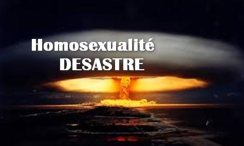 homosexualité - Page 2 DESASTRE