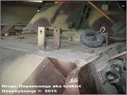 """Немецкая тяжелая САУ  """"JagdPanther""""  Ausf G, SdKfz 173, Deutsches Panzermuseum, Munster Jagdpanther_Munster_090"""